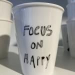 Helen B - Tasje - Focus on happy